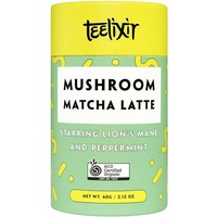 Mushroom Matcha Latte with Lion's Mane by Teelixir 60g