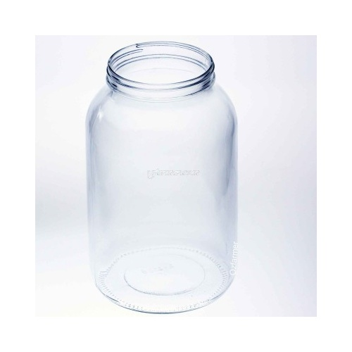Jar 3.8 Litre Bell Smooth