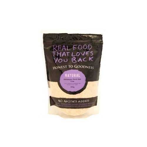 Himalayan Rock Salt FINE PACK 600g